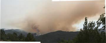 Blue Rock Ridge Burn